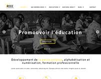 Maquette Web TRECC