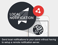 Local Notification AIR Native Extension