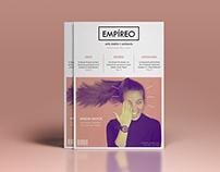 EMPÍREO Magazine (Cover)
