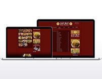SAO-MAI Restaurants website
