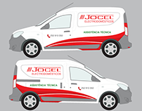 Jocel | Design de viatura