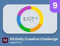 XD Daily Creative Challenge – Day 9