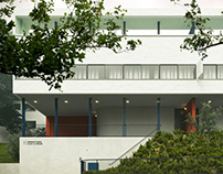 Weissenhof-Le Corbusier