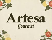 Traditional Gourmet Shop, BRANDING & WEBSITE DESIGN