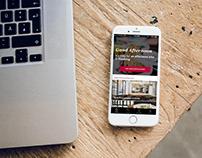 ZAGAT Mobile app