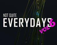 Not Quite Everydays Vol 6