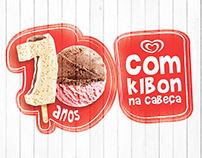 Promoção Kibon
