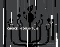 """Poster for film """"Choice in Quantum"""""""