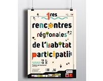 Poster, Programme & Logo 'RRHP'