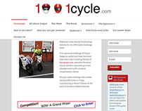 1001cycle.com Web Design