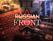 Russian Front   UI & HUD Design