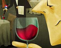 Desafio de los vinos Chilenos