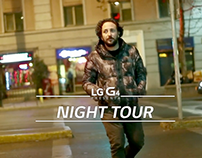 night tour LG G4