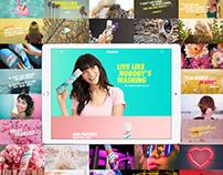 Batiste Digital Rebrand