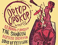Optop Opskop Poster