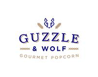 Guzzle & Wolf Popcorn