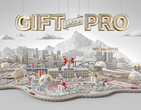 UNDER ARMOUR: GIFT LIKE A PRO