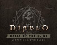 DIABLO: HALLS OF THE BLIND