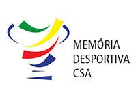 Logotipo – Memória Desportiva CSA