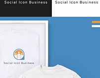 Logo Design for Social Icon Business