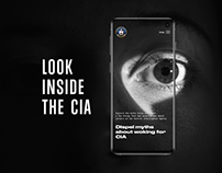 CIA.gov — new website