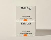 Kefir Lap Branding & Packaging