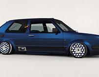 Volkswagen Golf MKII 1992