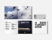 TURKEY 2019 | Designed by CHENWB