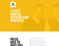 Digital Agency WordPress Designed Site