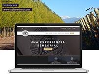 Abito Wines / Web