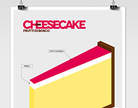 Minimal Cake Design