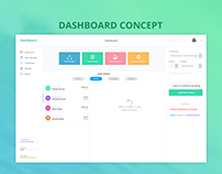 Dashboard Design Concept