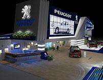 Peugeot formula al ahram