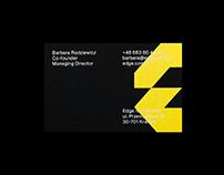 Edge Rectruitment — Rebranding