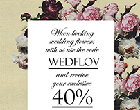 Advertisment for Aspens florist