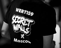 SECRET WALLS x Moscow | Sailor Jerry BBQ party