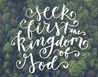 Bible verse typography (Pt. 2)