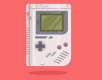 Tina's Game Boy