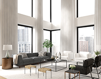 3D // Living Room