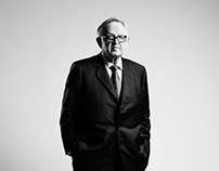 Portraits of Mr. Martti Ahtisaari
