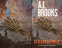 """""""Strange World"""" - Book Cover Art"""
