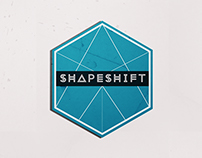 SHAPESHIFT Branding