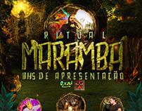 Marambá Ritual • Poster party