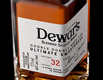 Dewar's Double Double Scotch Whisky