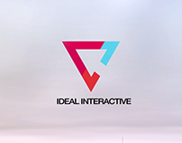 Ideal Interactive Logo Opening