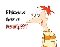 Phineas Cartoon Illustration