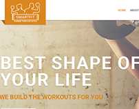 Smartfit - Fitness & Gym Web Template