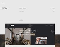Solid wood furniture website
