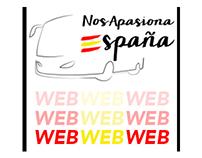 Web Responsive Nos Apasiona España