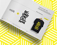 PROS, Brand book